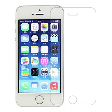 Skjermbeskytter Apple til iPhone 6s Plus iPhone 6 Plus iPhone SE/5s Herdet Glass 1 stk Skjermbeskyttelse 2,5 D bøyd kant 9H hardhet