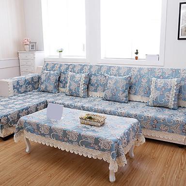 jacquard capa sofá sofá de tecido chenille toalha de alta qualidade