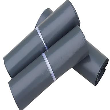 grå vanntett logistikk emballasje bag (28 * 40 cm, 100 / pakke)