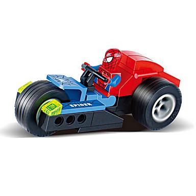 Spielzeug-Autos Bausteine 2 SPIDER Kinder Geschenk