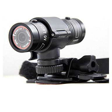 F9 מצלמה בסגנון / מצלמת פעולה כבלי תיל 3.0 MP 2560 x 1920 G-Sensor עמיד במים נוח 30fps 4X 0 0.8 CMOS 32GB MPEG-4 אנגלית צילום(סינגל שוט)