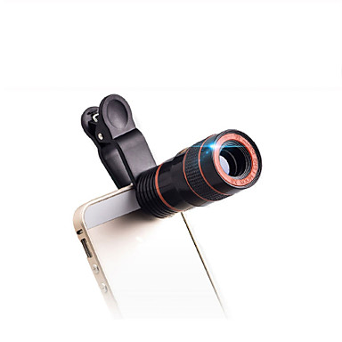 billige Kikkerter og teleskop-8 X 18 mm Monokulær Kompaktstørrelse Fullstendig flerbelagt BAK4 Plast / Ja / Fuglekikking