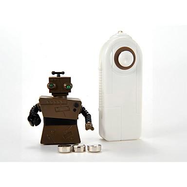 YQ® YQ88191B-4 Robô Infravermelho Caminhada Figuras Brinquedos e Playsets