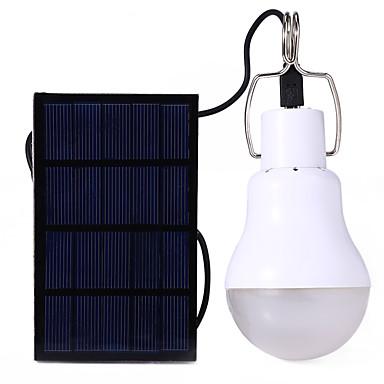 YWXLIGHT® 5W 250-400lm Feston Bærebare lamper ST64 12 LED Perler Integreret LED Genopladelig Dekorativ Naturlig hvid Batteri