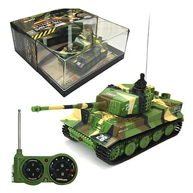 8CH Tanque Carro com CR Pronto a usar Tanque Controle Remoto/Transmissor Bateria Para Carro Manual Do Usuário Carregador De Bateria