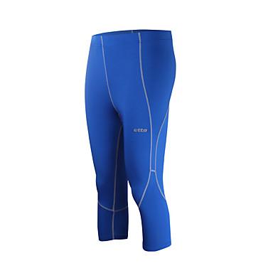 Herre Tights til jogging Komprimering Bukser Tights Bunner til Trening & Fitness Løp Tett M L XL
