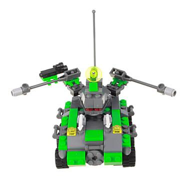 Építőkockák / Puzzle Játék / oktatási Toy Ajándék Építőkockák ABS fent 6 Fekete Elhalványulnak / Szürke Játékok