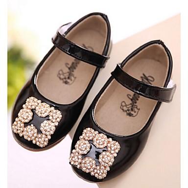 עור פטנט-GIRL-נעלי בובה (מרי ג'יין)-שטוחות