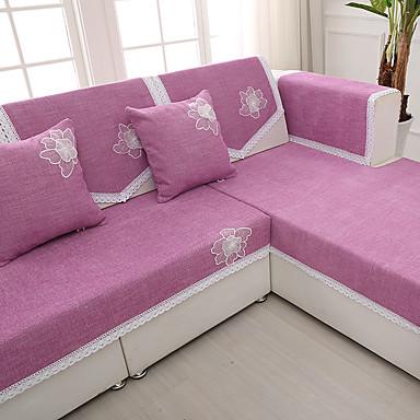 solide de haute qualit chenille serviette canap quatre saisons antid rapants canap tissu. Black Bedroom Furniture Sets. Home Design Ideas