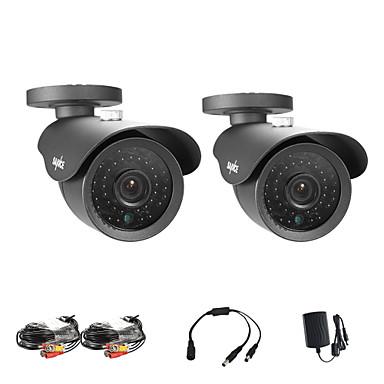 sannce® 방수 카메라 가정 안전을위한 방수 감시 카메라