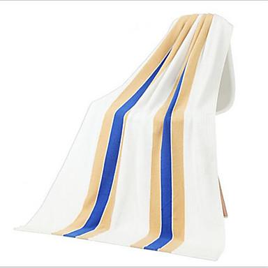 Drap de plage Jacquard Haute qualité 100 % Polyester Serviette
