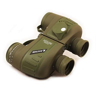 7X50 mm Binóculos Alta Definição Genérico Visão Nocturna Uso Genérico BAK4 Revestimento Múltiplo Total 396/1000yds Focagem Central