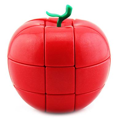 Rubik's Cube YongJun 3*3*3 Cubo Macio de Velocidade Cubos Mágicos Cubo Mágico Nível Profissional Velocidade Apple Ano Novo Dia da Criança