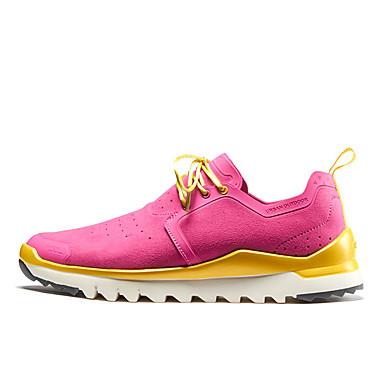 Sapatos de Montanhismo Mulheres Vestível Ao ar Livre Malha Respirável Equitação Rosa claro