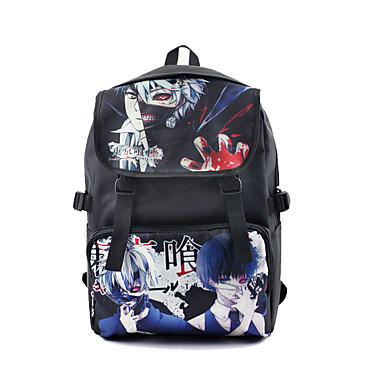 Tasche Inspiriert von Tokyo Ghoul Cosplay Anime Cosplay Accessoires Tasche Rucksack Nylon Herrn Damen
