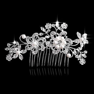 Perle / Krystall / Strass Haarkämme mit 1 Hochzeit / Besondere Anlässe / Normal Kopfschmuck