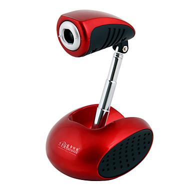 BLUELOVER s11 pc kamera innebygd mikrofon USB2.0 webkamera