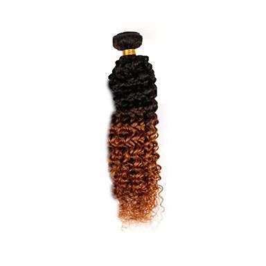 Ombre Brasilialainen perverssi 1 Kappale hiukset kutoo