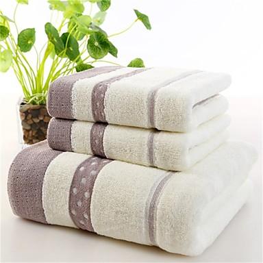 Qualidade superior Toalha de Banho, Tingido 100% algodão Banheiro