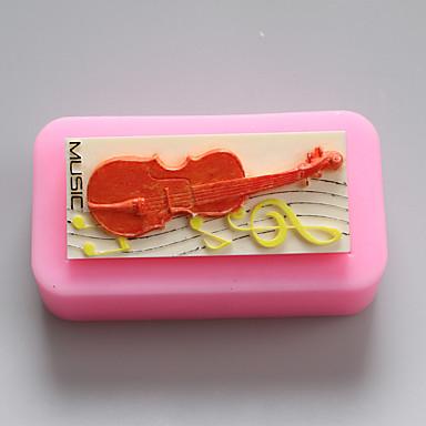 cello sjokolade silikon former, kakeformer, såpe muggsopp, dekorasjon verktøy bakeware