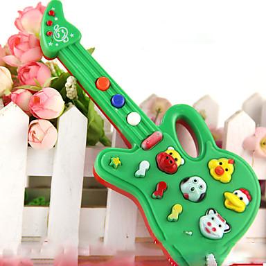 Action Figur / Musik-Spielzeug Plastik Grün Puzzle Spielzeug Musik-Spielzeug