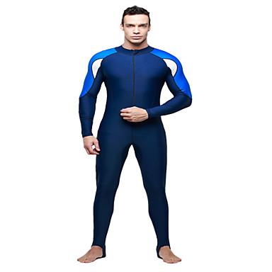 SBART Homme Femme Costumes humides Combinaison  Intégrale Résistant aux ultraviolets Respirable Compression Coque Intégrale Tactel Tenue