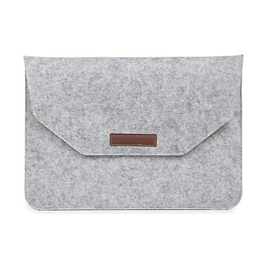 Mouwen Envelope Case Effen tekstiili voor MacBook Pro 15