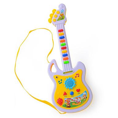 Musik-Spielzeug Plastik / Holz Rot / Weiß / Khaki Freizeit Hobby Musik-Spielzeug