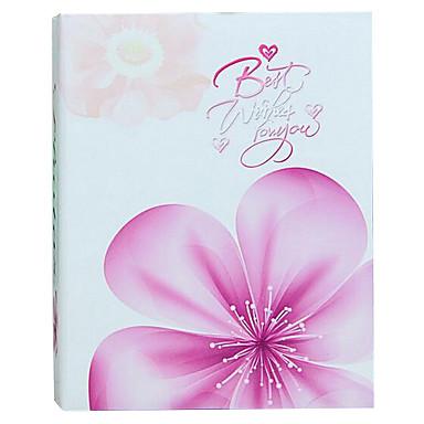 6 pouces 100 pcs fleur album photo