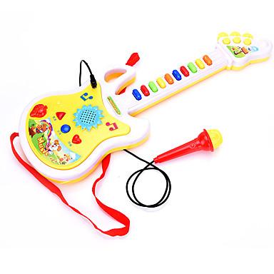 Action Figur / Musik-Spielzeug Plastik Regenbogen Puzzle Spielzeug Musik-Spielzeug