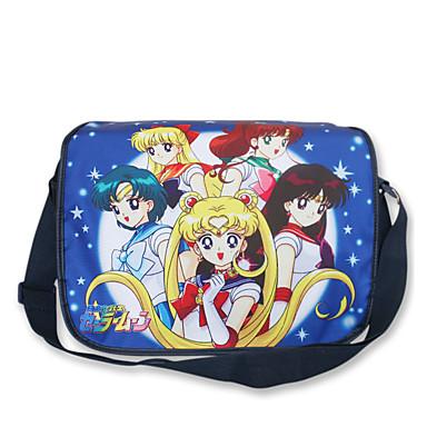 Tasche Inspiriert von Sailor Moon Cosplay Anime Cosplay Accessoires Tasche Rucksack Nylon Mann Frau