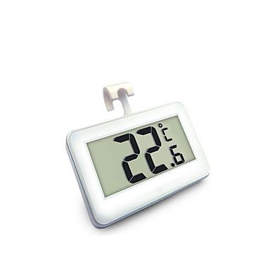 Termómetro eletrônico impermeável de alta precisão geladeira termômetro gelada função de alarme