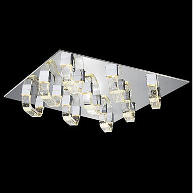 צמודי תקרה ,  מסורתי/ קלאסי Electroplated מאפיין for LED מתכת חדר שינה חדר אוכל חדר עבודה / משרד חדר ילדים מסדרון מוסך