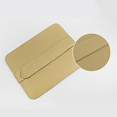 beig produits de factures verres multifonctions clip pare-soleil