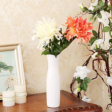 1 1 Ast Polyester / Kunststoff andere Tisch-Blumen Künstliche Blumen 31.1*7.4inch/79*19cm