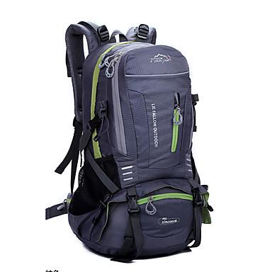 40L L mochila Acampar e Caminhar Viajar Prova-de-Água Náilon