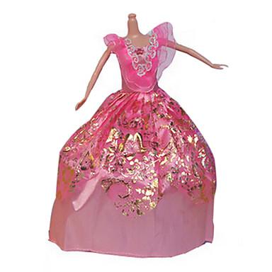 11-tommers skjørt dress barn leker dukke klær kan være en prinsesse elegant brudekjole dress en rekke farger