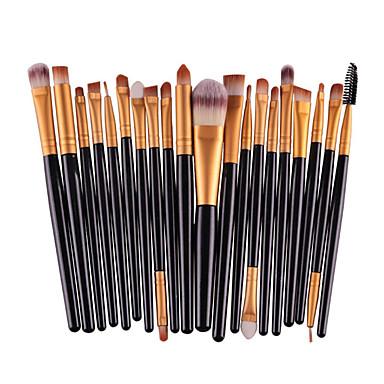 20pcs Makeup Bürsten Professional Bürsten-Satz- / Lidschatten Pinsel Nylon Pinsel Umweltfreundlich / Professionell / vollständige