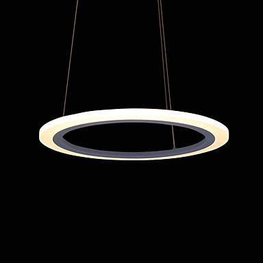 Pendelleuchten ,  Zeitgenössisch Galvanisierung Eigenschaft for LED Metall Wohnzimmer Schlafzimmer Esszimmer Küche