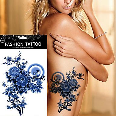 Tatouages Autocollants Autres Non Toxique Imperméable Homme Adulte Tatouage Temporaire Tatouages temporaires