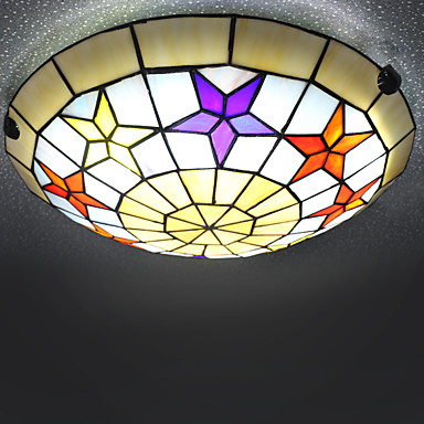 5W Takplafond ,  Tiffany Andre Trekk for designere Metall Soverom / Leserom/Kontor / Barnerom
