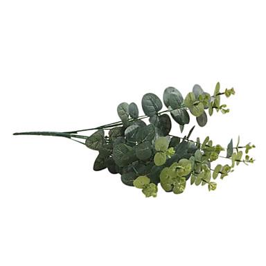 1 branche goldfish herbe fleurs artificielles décoration de la maison de mariage