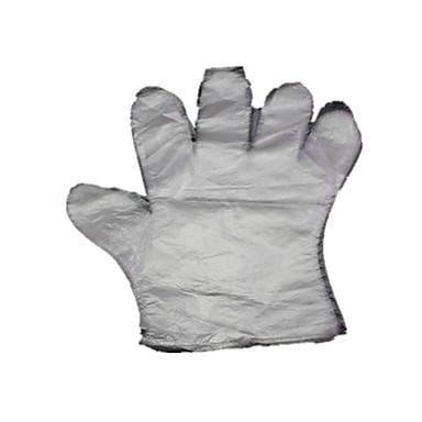 כפפות חד פעמיות כפפות בריאות כפפות פלסטיק 3000 / קופסא שקופה