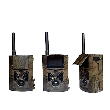 HC500G ציד שביל מצלמה / צופיות מצלמה 1080p 940nm CMOS צבעוני 12MP 1280x960