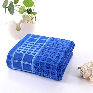 Badehandtuch,gefärbter Garn Gute Qualität 100% Baumwolle Handtuch