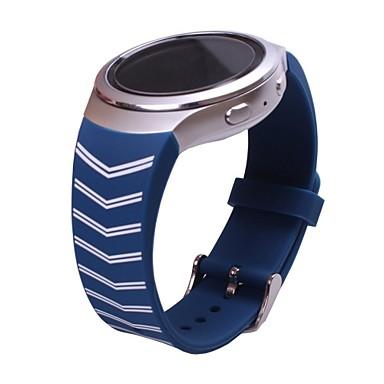 Samsung Getriebe s2 Band, Samsung Smartwatch Ersatz Sportband für Samsung-Gang s2