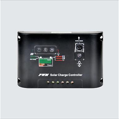 図5a、ソーラー充電と放電コントローラ、12V / 24V自動認識、ユニバーサルタイプ