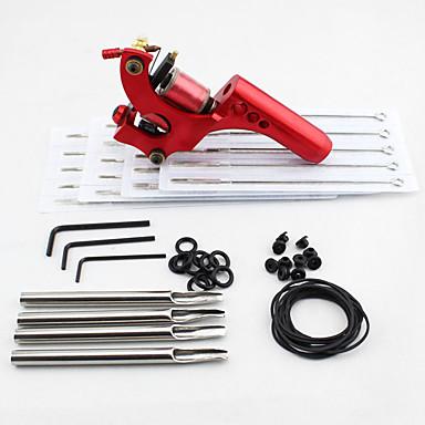 kit de tatouage chaud pour électrique tatouage moteur kits libellule noire machine à moteur tatouage noir fixe alimentation