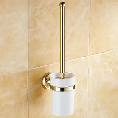 Soporte para Cepillo de Baño Clásico Latón 1 pieza - Baño del hotel