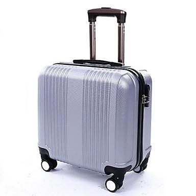 Unisexe PVC Extérieur Bagages Violet / Vert / Or / Rouge / Argent / Noir